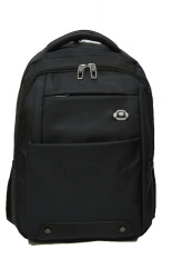 Navy Club Tas Ransel Laptop 8119 Backpack Up To 15 Inch Bonus Bag Cover Hitam Diskon Akhir Tahun