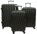 Promo Navy Club Carry Cart Abs 8176 20 24 28 Gray Navy Club