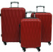 Spek Navy Club Carry Cart Abs 8176 20 24 28 Red