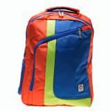 Harga Hemat Navy Club Tas Ransel Laptop Kasual 3260 Tas Pria Tas Wanita Tas Laptop Backpack Up To 15 Inch Bonus Bag Cover Orange
