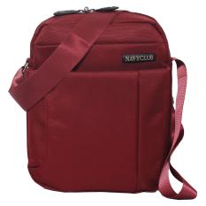 Spesifikasi Navy Club Tas Selempang Tablet Ipad Up To 7 Inch Tahan Air Tas Pria Tas Wanita 8187 Merah Merk Navy Club