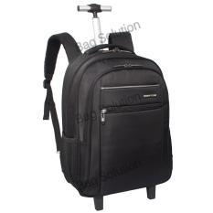Spesifikasi Navy Club Tas Laptop Backpack Ransel Trolley Travel Tahan Air Tas Pria Tas Wanitatr 38 Hitam Baru