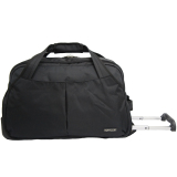 Navy Club Travel Bag Trolley 2033 Hitam Di Indonesia