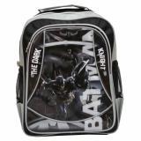 Spesifikasi Onlan Batman Super Hero Tas Ransel Anak Sekolah Ukuran Tk Hitam Merk Onlan