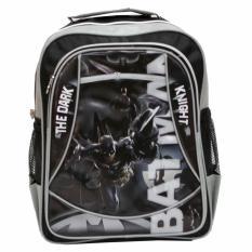 Jual Onlan Batman Super Hero Tas Ransel Anak Sekolah Ukuran Tk Hitam Lengkap