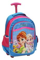 Promo Onlan Disney Frozen Fever Flower Tas Trolley Anak Sekolah Ukuran Sd Hijau Pink Dki Jakarta
