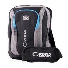 Ozone Netbook/Tablet 10 inch Tas Selempang Laptop 728 - Hitam-Biru
