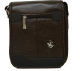 Spesifikasi Polo Hunter 1731 Shoulder Bag Cokelat Merk Polo Hunter