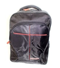 Jual Rapture Tas Ransel Backpack 1018 Black Rapture Asli