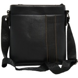 Toko Real Polo Shoulder Bag 8771 Hitam Online Di Indonesia