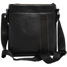 Review Real Polo Shoulder Bag 8771 Hitam Real Polo