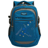 Jual Real Polo Tas Ransel Kasual 6322 Backpack Daypack Biru Di Indonesia
