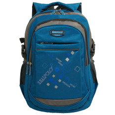 Harga Real Polo Tas Ransel Kasual 6322 Backpack Daypack Biru Real Polo Ori