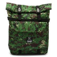 Tonga 31Hj002505 Casual Bagpack Army Hijau Terbaru