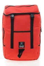 Spesifikasi Tonga 31Mr001504 Sporty Bagpack Merah Baru