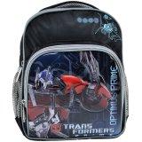 Transformers Prime Optimus Tmrs 1200 0233 Ransel Hitam Abu Abu Promo Beli 1 Gratis 1