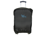 Beli Travel With Us Folding Luggage Cover Size S Nyicil