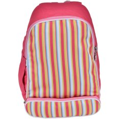 Beli Urban Tween Rainbow Stripe Junior Ransel Pink Stripe Online Murah