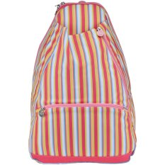 Jual Urban Tween Rainbow Stripe Tennis Ransel Pink Stripe