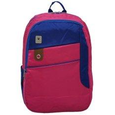 Spesifikasi Voyager Tas Ransel Laptop Kasual Tas Pria Tas Wanita 7821 Backpack Up To 15 Inch Bonus Bag Cover Pink Lengkap Dengan Harga
