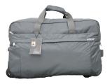 Spesifikasi W Zgkiss 0514 Tas Travel Trolley 22 Grey Bagus