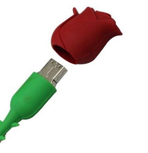Super Power Flashdisk 4GB Mawar Merah - Flash Drives [DKI Jakarta]   DuniaAudio.com