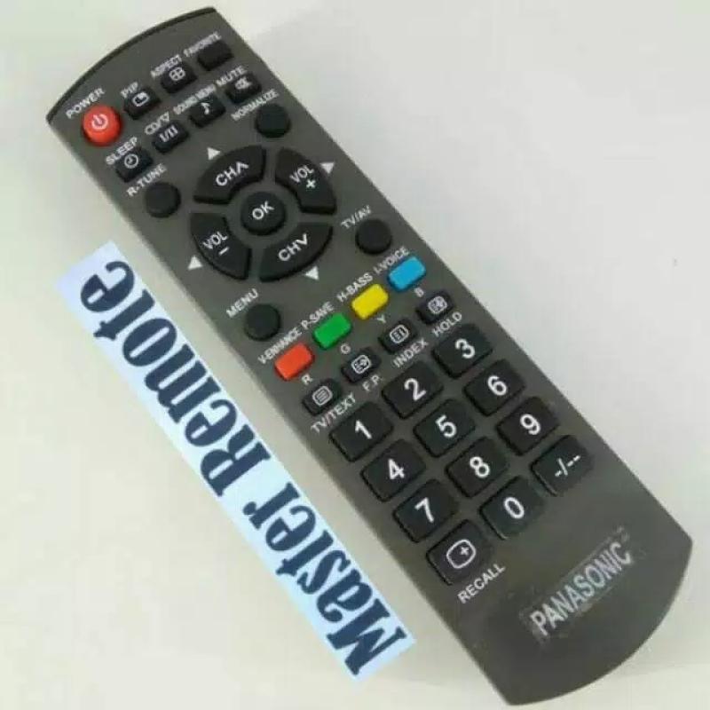 Remot Remote TV Panasonic Viera LCD LED N2QAYB00823