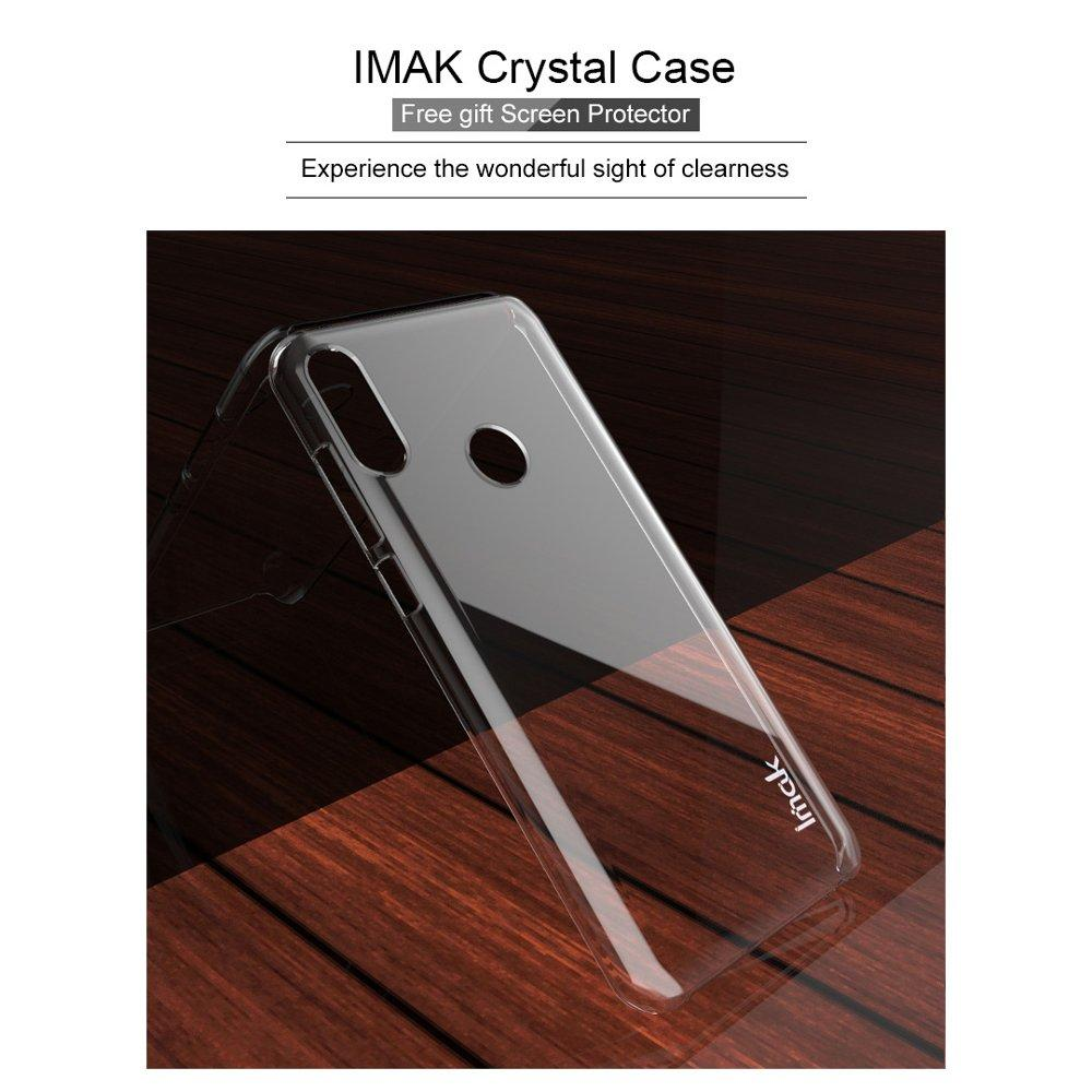 IMAK Crystal 2 Ultra Thin Hard Case - Asus Zenfone Max Pro M2 ZB631KL