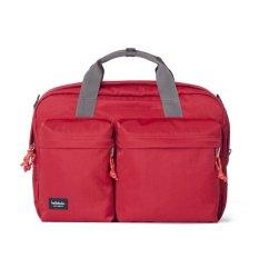 Harga Hellolulu Alto Laptop Briefcase Red Branded