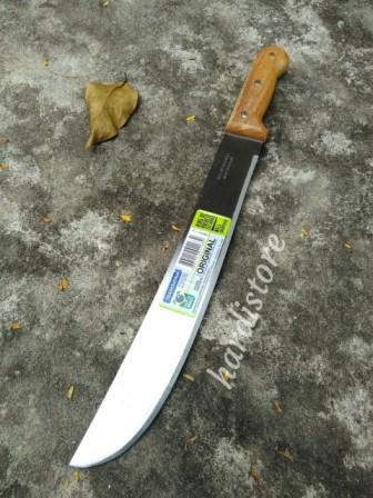 Machete Tebas 14 inch Tramontina Bush 26620/014 Original Brazil Tajam dan Kuat