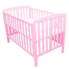 Jual Babybelle Babydream Calista Crib Pink Free Matras Online Dki Jakarta