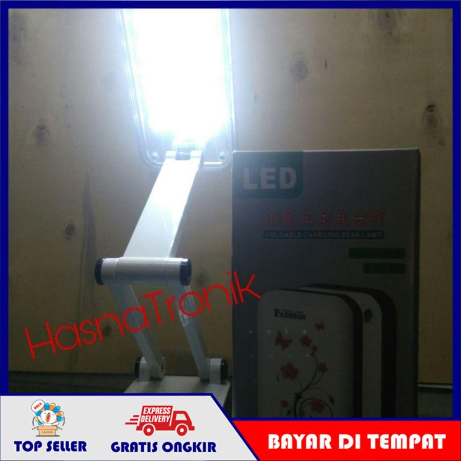TERLARIS!!! Lampu belajar led lipat Merk YOEKER / Bisa Emergency SEDIA JUGA Lampu led - Lampu tumblr - Lampu sepeda - Lampu bts