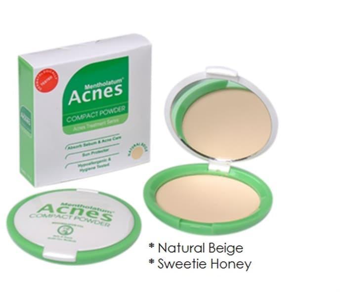 Hot Promo Acnes Compact Powder / Bedak Untuk Wajah Berjerawat / Jerawat By Aulia Najwa.
