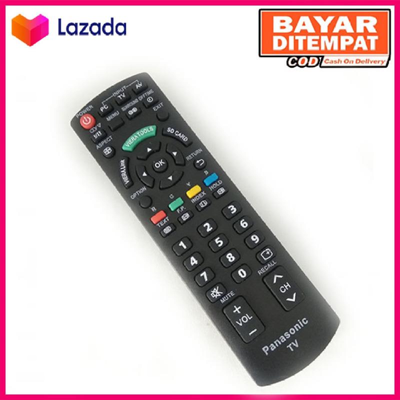 PROMO Remot TV LED / LCD PANASONIC Pendek di Jamin Konek Kw Super
