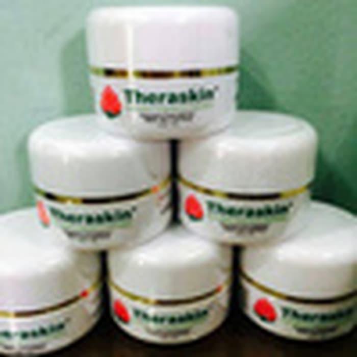 TERLARIS Theraskin suncare with AHA SPF 30 Foundation kulit normal/Kering - OcwTffKm