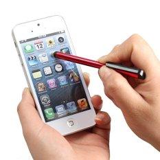 10 Buah Pena Jarum Piringan Hitam Layar Sentuh For IPad 1 2 3 IPhone 5 3g 4 4 S Ponsel Pintar