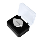 Toko 10X21Mm Jewelers Eye Loupe Magnifier Baru 10 Kali Kaca Pembesar Di Tiongkok