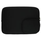 Harga 11 13 14 15 Soft Neoprene Sleeve Laptop Case Cover Bag For Macbook Notebook Tablet Computer Mini Bag 11 Black Intl Intl Tiongkok