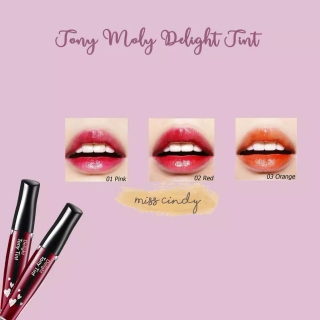 Tony Moly Apple Red Delight Tony Tint 100% Original Korea TonyMoly Liptint thumbnail