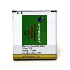 Spesifikasi Hippo Baterai Samsung Galaxy S4 I9500 3200Mah Putih Yang Bagus