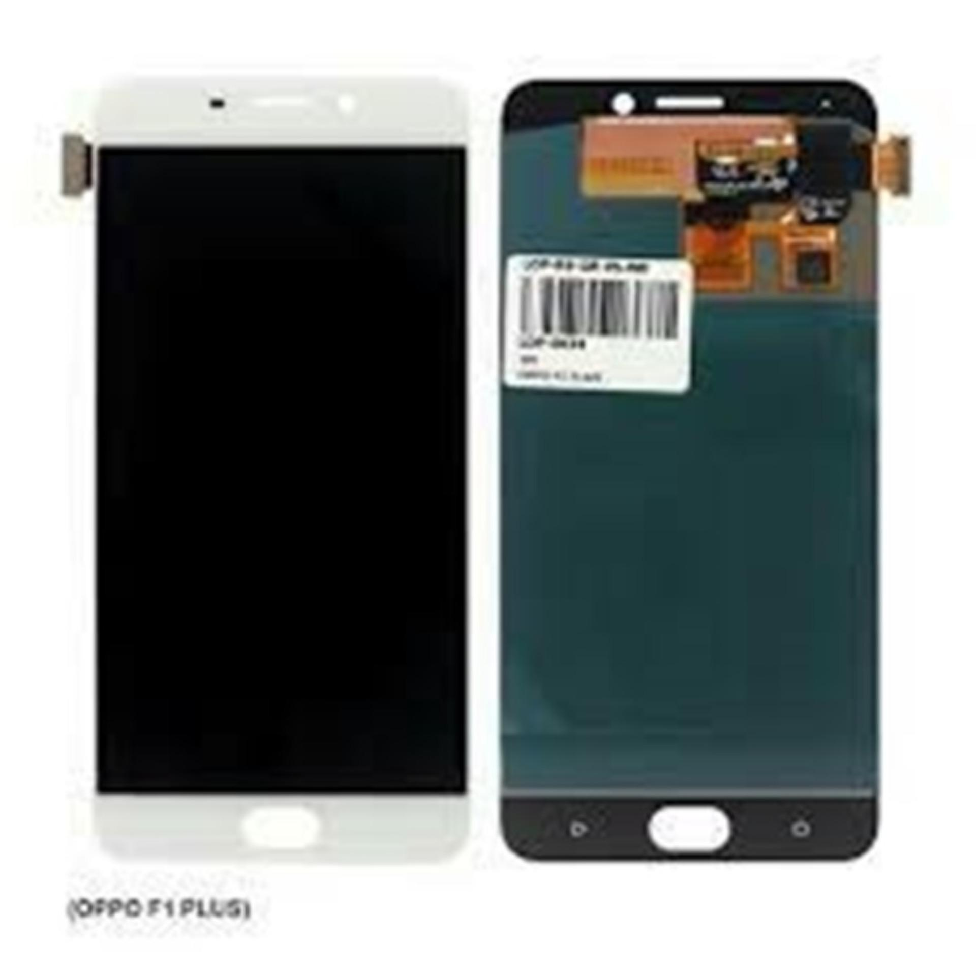 LCD Oppo F1+/F1 Plus/R9 Touch White
