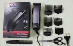 Promo Heles Hair Clipper Hcl001 Hitam