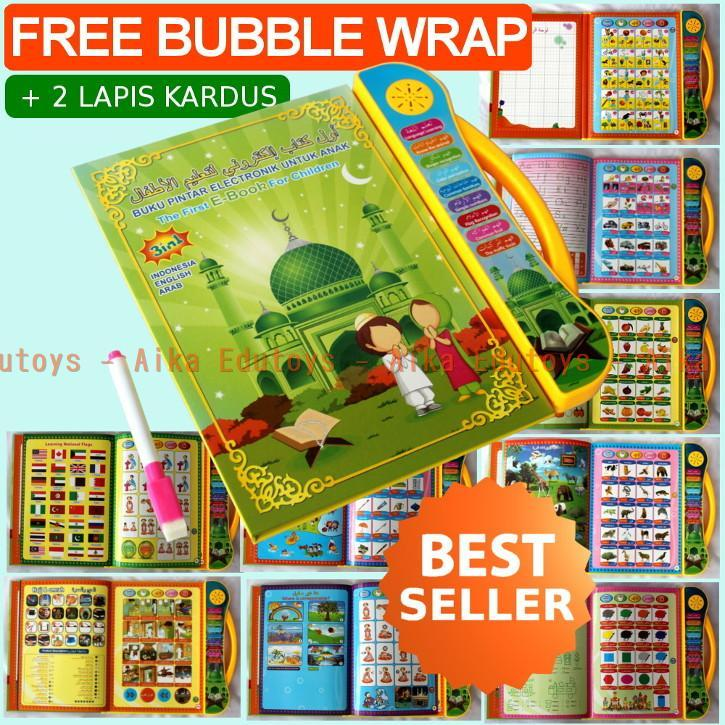 Rp 79.900. Ebook Muslim Anak 3 Bahasa / Mainan Edukasi Ipad Playpad Play I Pad Tablet ...