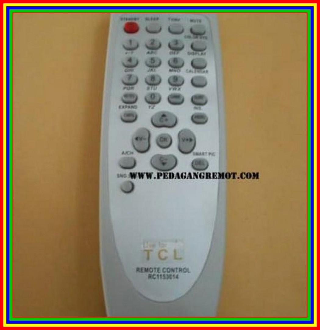 Remot/Remote TV Tabung Tcl