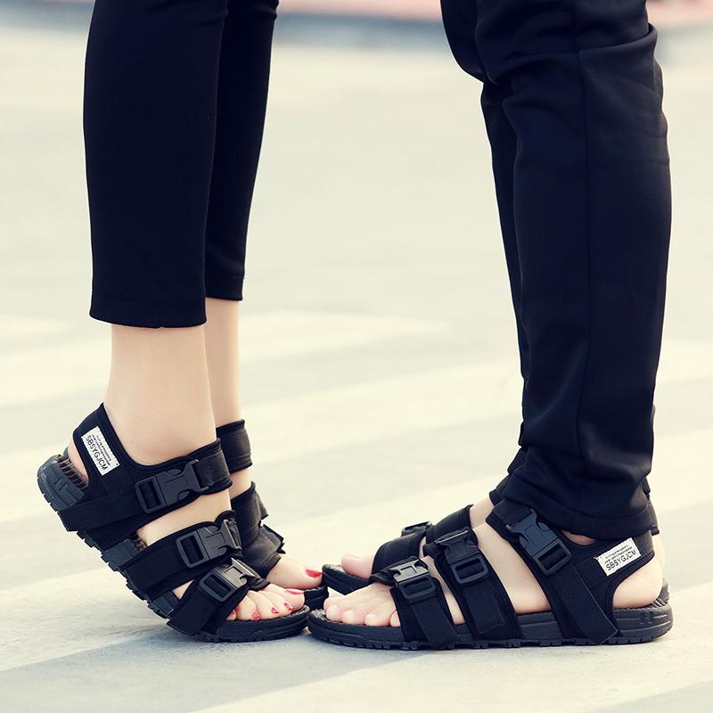 Mens Korean-Style Ulzzang Sandals By Taobao Collection.
