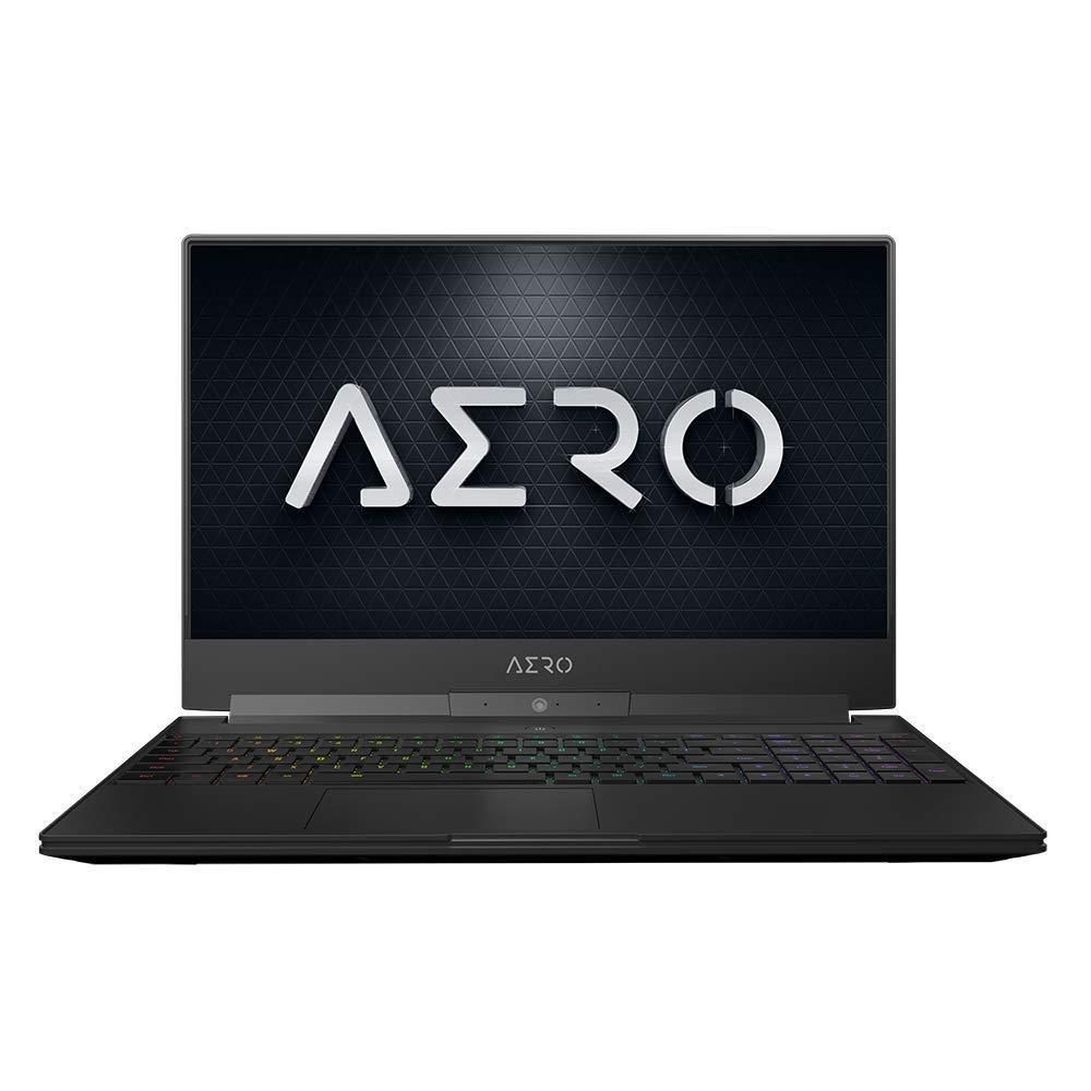 """Gigabyte Aero15-Y9 [ i9-8950HK/ 32Gb Ddr4/ 2Tb Ssd/ Rtx2080 8Gb Gddr6/ 15.6""""/ Win10 ] Black"""