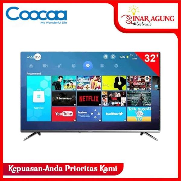 Coocaa LED TV 32TB5000 Smart TV [32Inc]