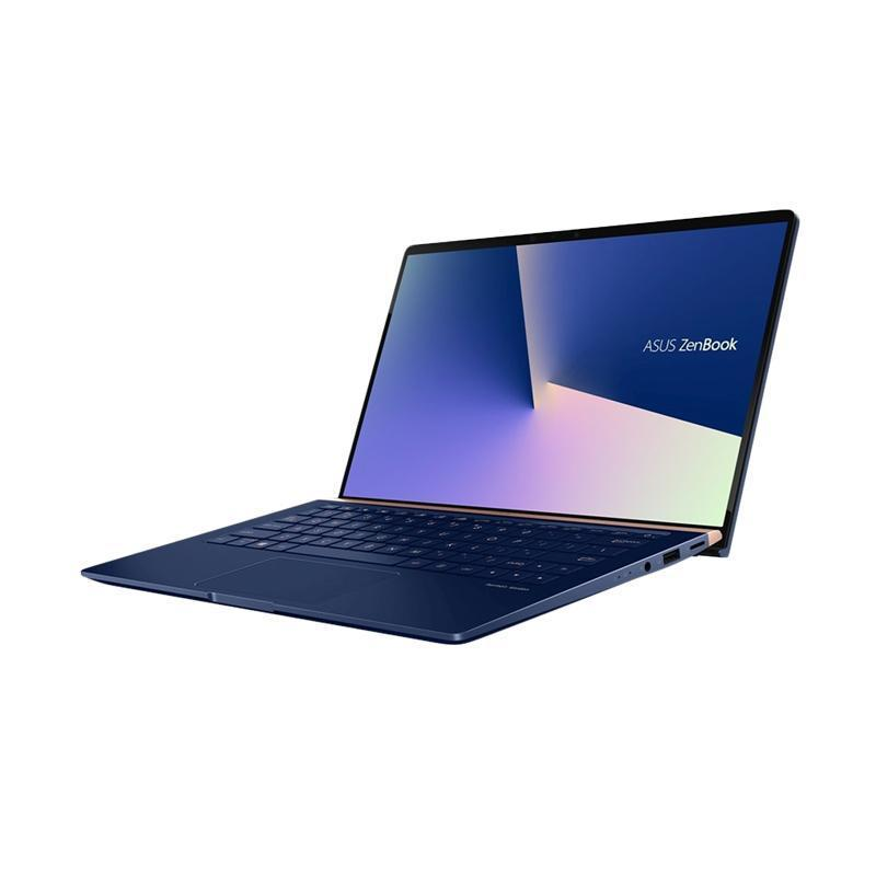 Asus Zenbook UX433FA-A5801T Notebook - Royal Blue [I5-8265U/8GB/256GB SSD/14 Inch FHD/Win 10]