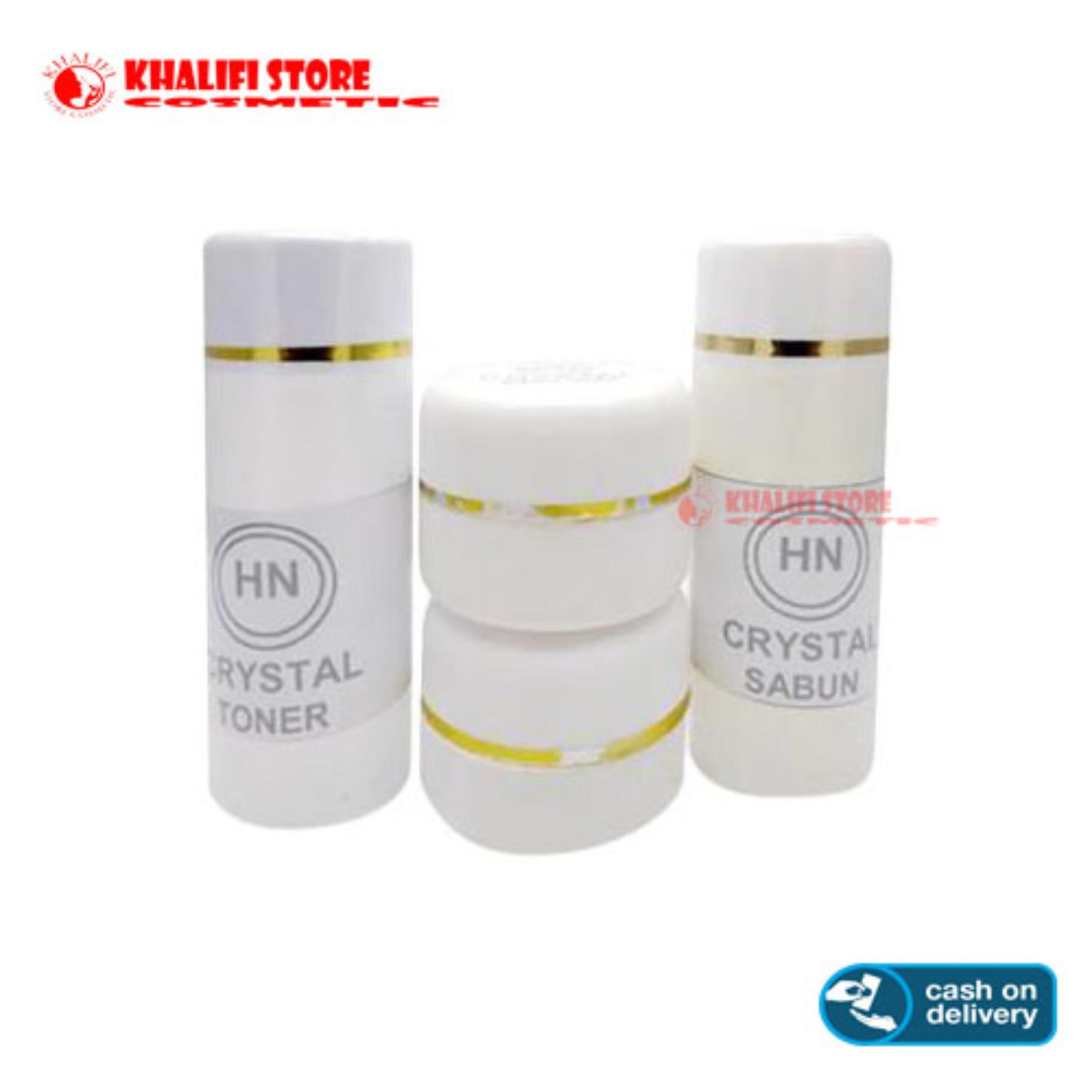 Paket Cream HN Crystal Original 15g