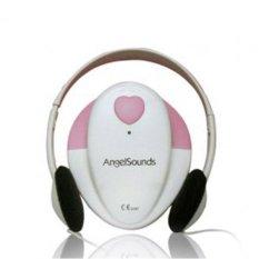 Situs Review Angel Sounds Mini Dopler Pink Bunda Dapat Dengar Suara Baby
